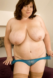 mature bbw adult lines UK